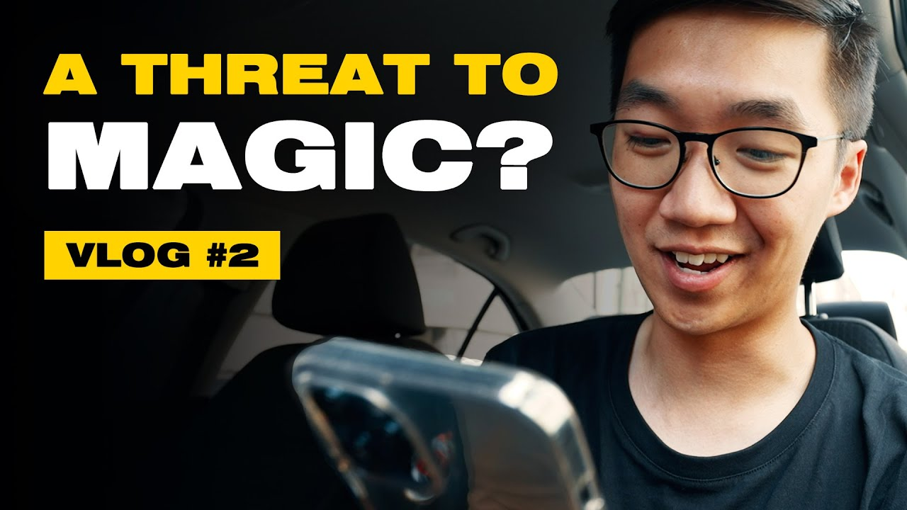 I Teach Magic on YouTube and Magicians HATE IT [VLOG #2]