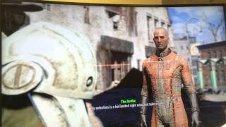 New Location Fallout 4 The Scribe - Med-Tek Research