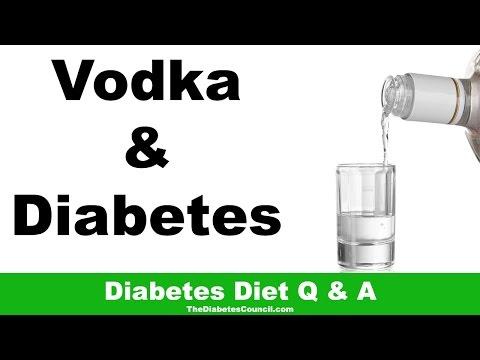 Is Vodka Good For Diabetes?