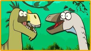I'm A Dinosaur - Eotyrannus