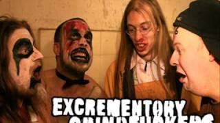 Excrementory Grindfuckers - Das Haar