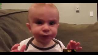 Babies Eating Lemons for the First Time Compilation 2014