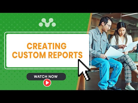 Creating Custom Reports in Mothernode CRM