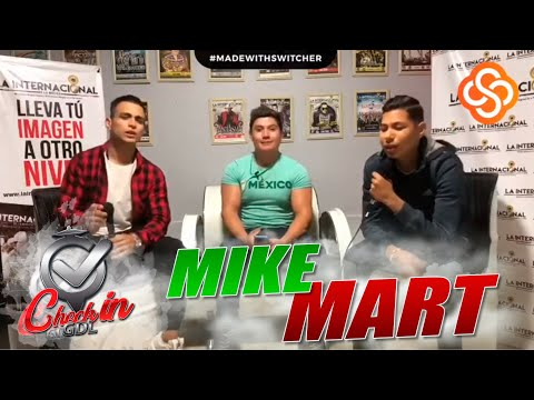 MIKE MART - Check in GDL