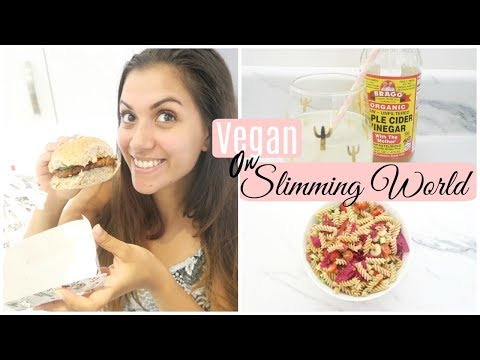 What I Eat In A Day | Vegan On Slimming World | Olivia Elise