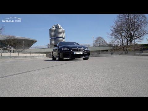 СУМАСШЕДШАЯ BMW M6 Competition Paket
