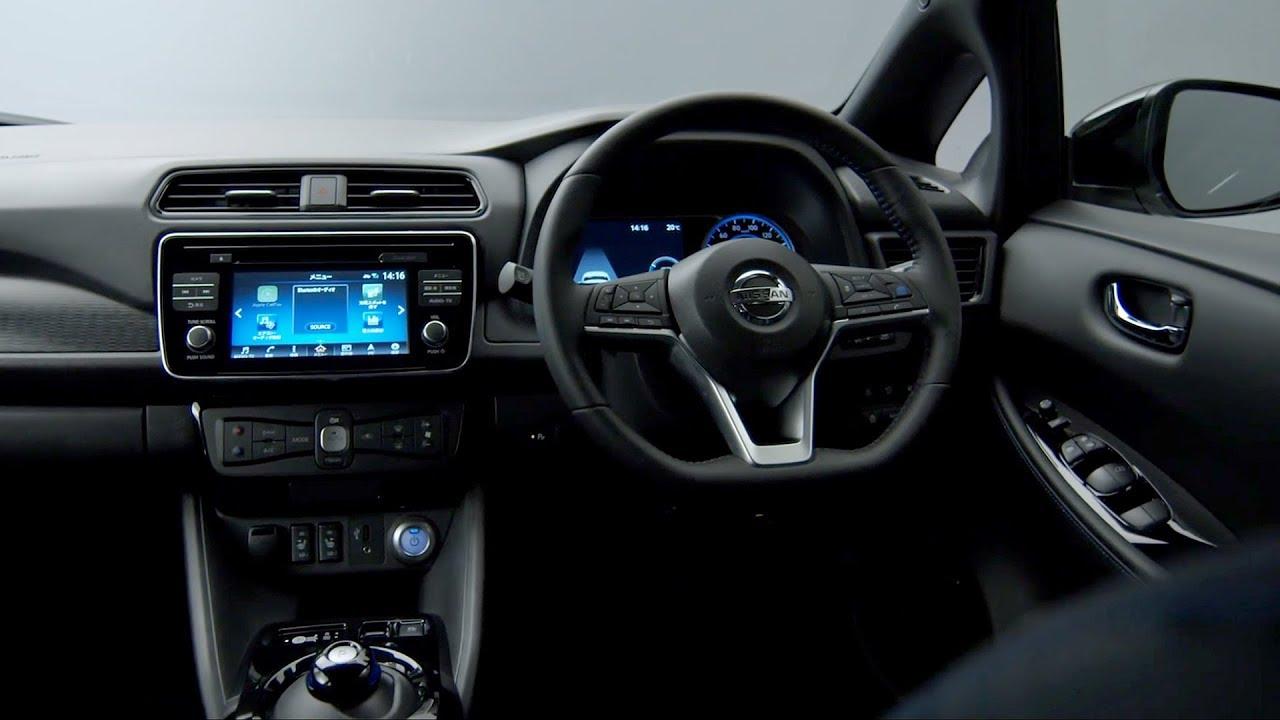 2018 Nissan Leaf   Interior