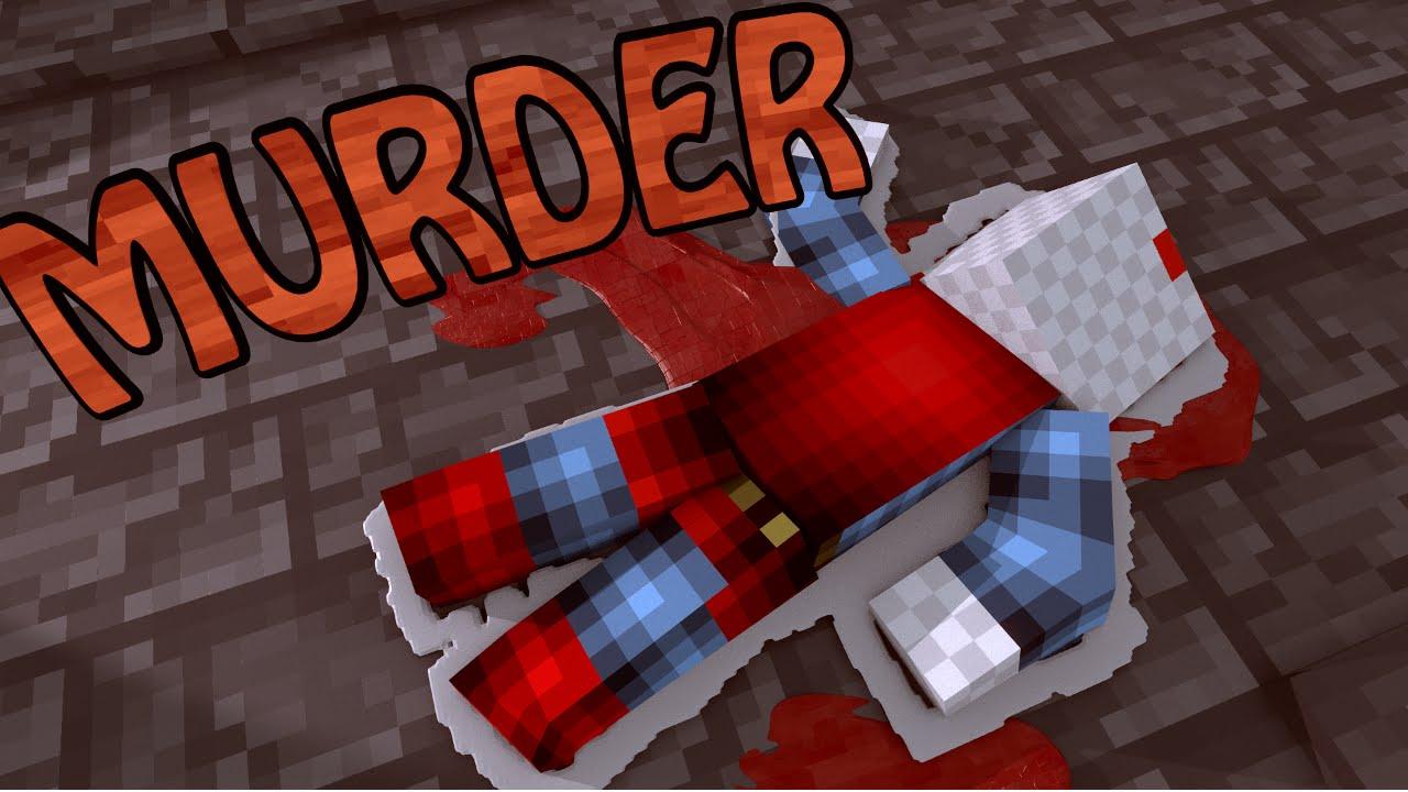 minecraft mods murder mod showcase butcher murder