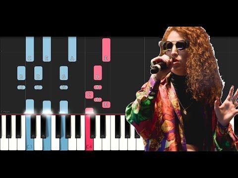 Rudimental, Jess Glyne, Macklemore & Dan Caplen - These Days (Piano Tutorial)
