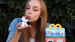 McDonalds - Happy Meal - Sekretne Życie Zwierzaków - Zabawki z Filmu
