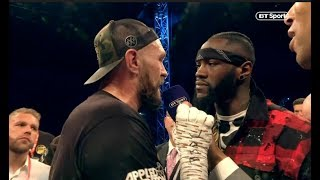 EPISODE 4 *FINALE TO A DRAMATIC WEEK* WILDER-FURY FACE OFF, FRAMPTON STOPS JACKSON /NO FILTER BOXING