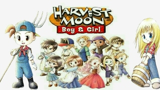 Havest Moon Boy & Girl PSP Para Voçês Garotas