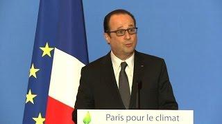 Mini-sommet sur le climat avant l'heure à Paris