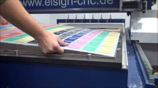 elsign Popup Pins - EasyWorker Materialausrichtung