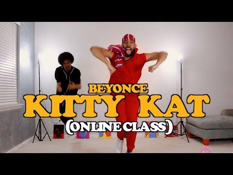 ONLINE DANCE CLASS | Beyonce - Kitty Kat | Lyrik London Choreography