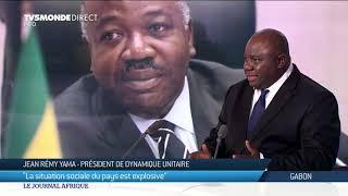 Gabon : Jean Rémy Yama est l'invité du Journal Afrique