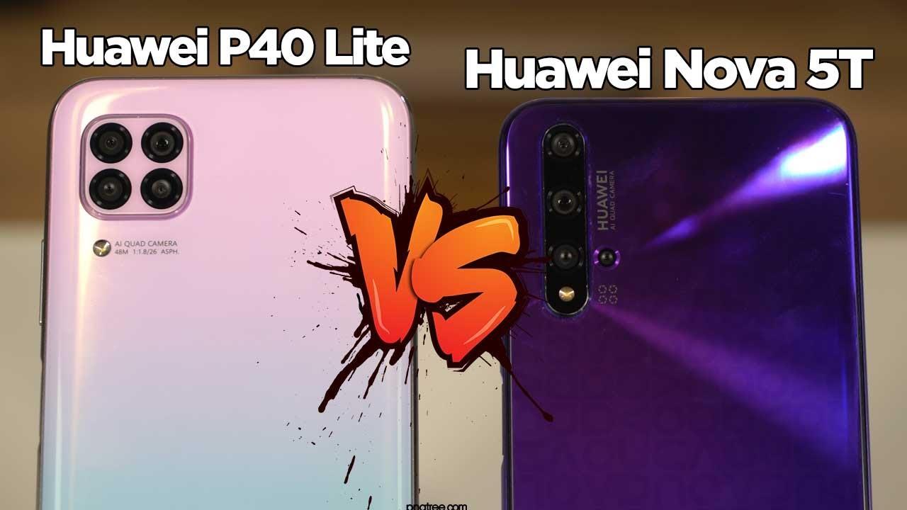 Huawei P40 Lite vs Nova 5T karşılaştırma - Hangisi daha mantıklı?