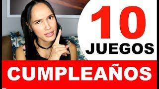 10 JUEGOS PARA ANIMACIONES Y FIESTAS INFANTILES ( Sin usar elementos )/ Yessi tu amiga