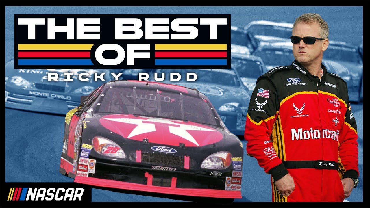 Ricky Rudd's Top Career Moments in NASCAR History | NASCAR Legends