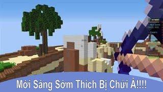 Minecraft | Skyward Buổi Sáng Đêêêêêêê | Rim