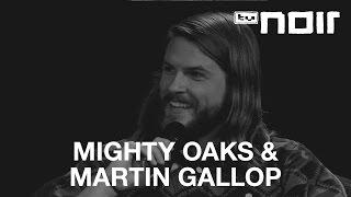 """Ian Hooper (Mighty Oaks) und Martin Gallop in """"Fragen aus dem Poesiealbum"""""""