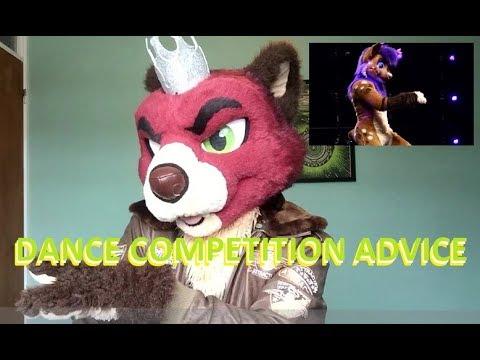 Mangusu's Furry Dance Competition Advice