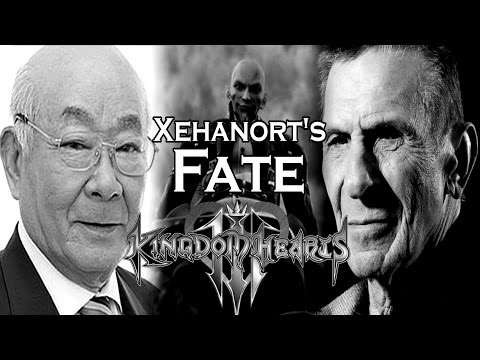 Kingdom Hearts 3 - Xehanort Affected By Voice Actors Passing?