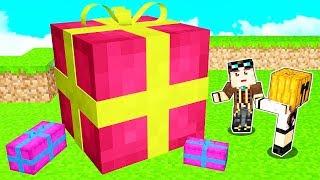 COSTRUIAMO UNA SORPRESA PER ANNA SU MINECRAFT! - Casa di Minecraft LIVE