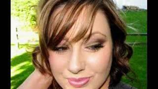 Bare Escentuals Makeup: Green and Plum