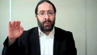 Rabbi David Mason - Why Do We Need a Mechitza?