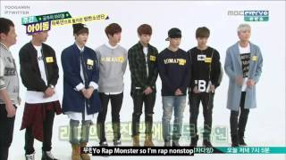 ENG SUB 140430 Bangtan Boys on Weekly Idol