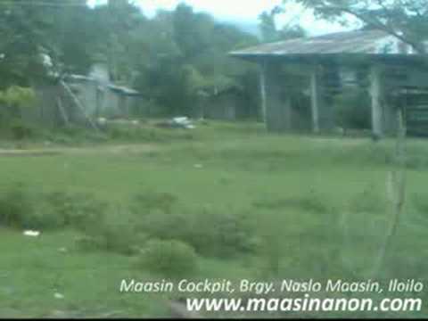Maasin, Maasinanon..