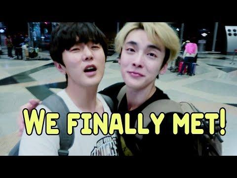 불x 친구 만나기 위해 15시간 여정 끝에 말레이시아에 도착했습니다. // I go to Malaysia to meet my Ex Sibong