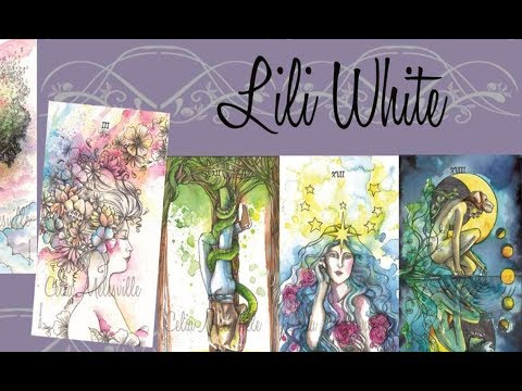 🌼Lili White Tarot (review, video)🌼