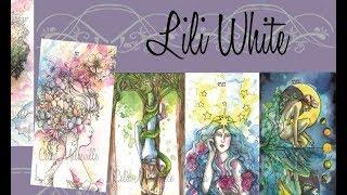 🌼Lili White Tarot (review, video)🌼