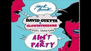 David Guetta, Glowinthedark, Harrison Shaw - Ain