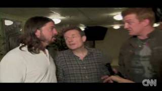 Them Crooked Vultures - CNN Interview