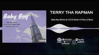 Terry Tha Rapman ft S.O.S Music, Phero, Barz - Baby Boy (Lagos To Dubai Remix) | Freeme TV