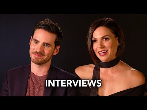 Once Upon a Time Season 7 Cast Interviews (HD)