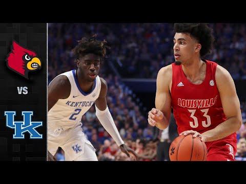 Louisville Vs. Kentucky Men's Basketball Highlights (2019-20)