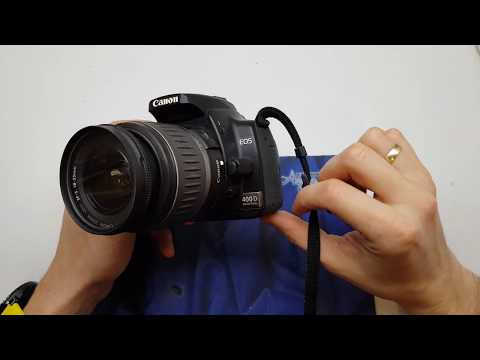 CANON EOS 400D How to Clear All Settings Back to Factory Defaults
