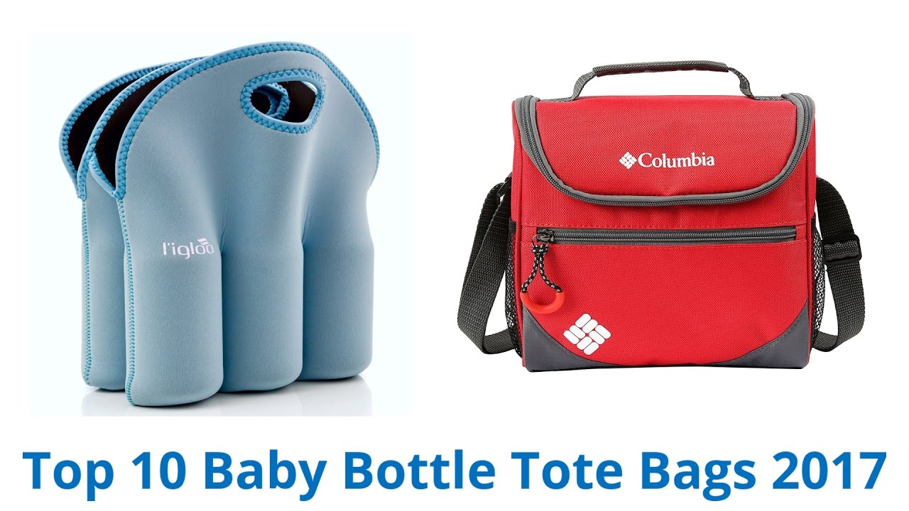 10 Best Baby Bottle Tote Bags 2017
