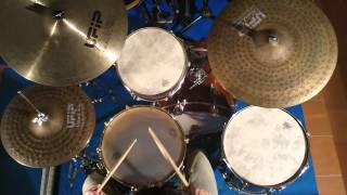 Max Roach - Jordu Drum solo transcription
