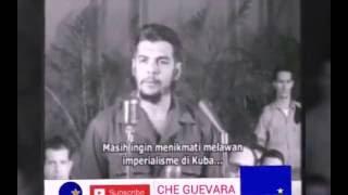 INDONESIA JADI INSPIRASI PERJUANGAN CHE GUEVARA