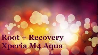 Since I had some troubles rooting my Xperia M4 Aqua the other day, I made a video tutorial on how to.