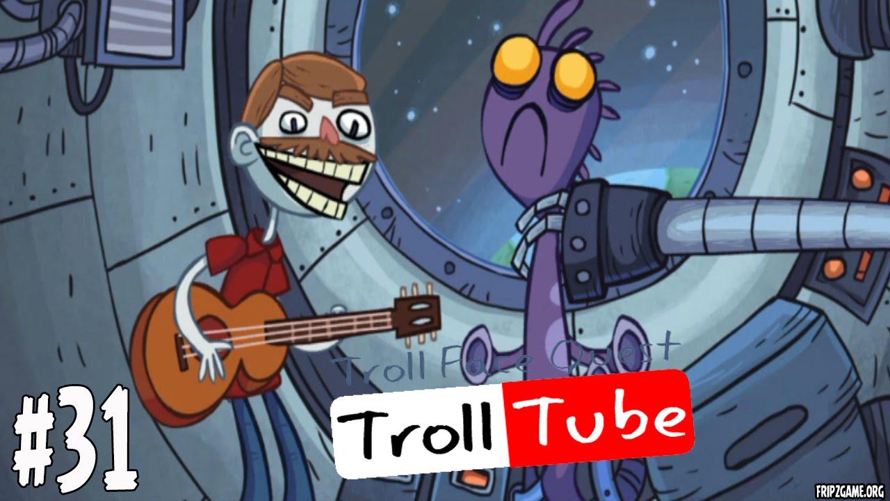 Troll Face Quest Video Memes Level 31 Walkthrough