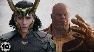 Top 10 Avengers 4 Fan Theories - Part 2