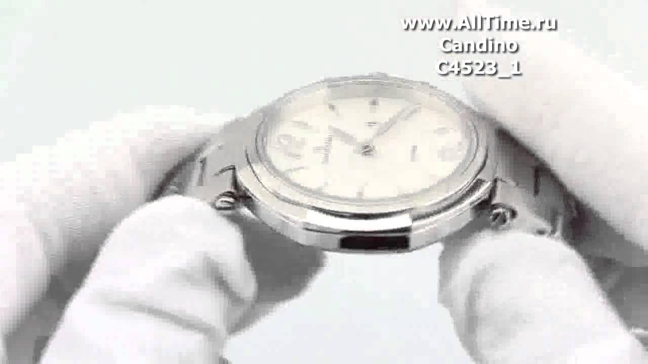 Часы Candino C4523_1 Часы Oris 733-7594-43-34MB