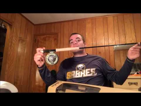 Unboxing My New Cabela's Fly Rod Combo!
