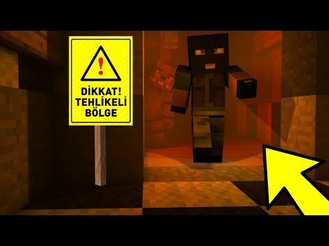 HIRSIZ VS POLİS #43 - Hırsız Madende Kayboldu (Minecraft) thumbnail